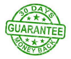 zija first order 30 day money back guarantee
