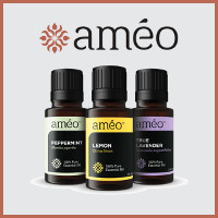Am�o Essential Oils have revolutionized the health and wellness world and changed the way people look at taking care of mind, body and soul. All Am�o Essential Oils are CERTI-5 validated, meaning that they've passed extensive testing for quality, purity, and usability. Ameo also takes additional steps to make sure that each 100% pure clinical quality essential oil is cell active and permeable for maximum results and is the same or better quality than oils used in clinical testing.